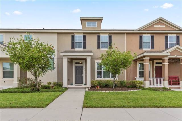 564 Juniper Springs Drive, Groveland, FL 34736 (MLS #G5019556) :: Delgado Home Team at Keller Williams