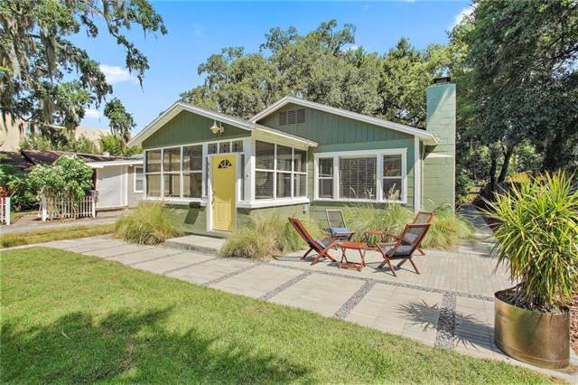 611 W Smith Street, Orlando, FL 32804 (MLS #G5019599) :: Team Bohannon Keller Williams, Tampa Properties