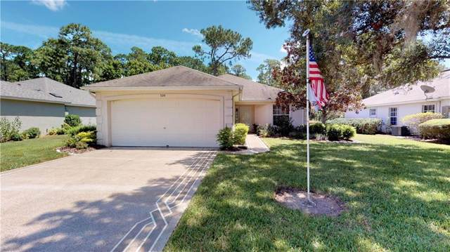 320 Baytree Boulevard, Tavares, FL 32778 (MLS #G5019606) :: Florida Real Estate Sellers at Keller Williams Realty
