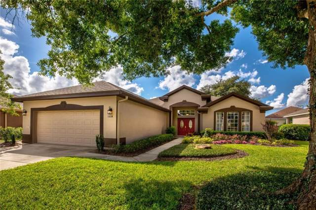 7034 Pine Hollow Drive, Mount Dora, FL 32757 (MLS #G5019629) :: Lock & Key Realty