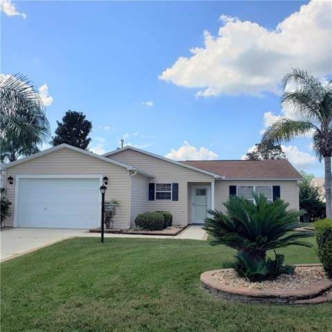17432 SE 74TH SEABROOK Court, The Villages, FL 32162 (MLS #G5019641) :: Realty Executives in The Villages