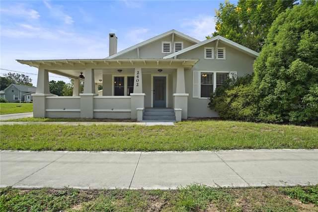 2402 E Orange Ave, Eustis, FL 32726 (MLS #G5019645) :: GO Realty