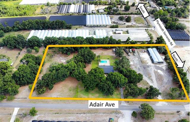 24036 Adair Avenue, Sorrento, FL 32776 (MLS #G5019650) :: Cartwright Realty