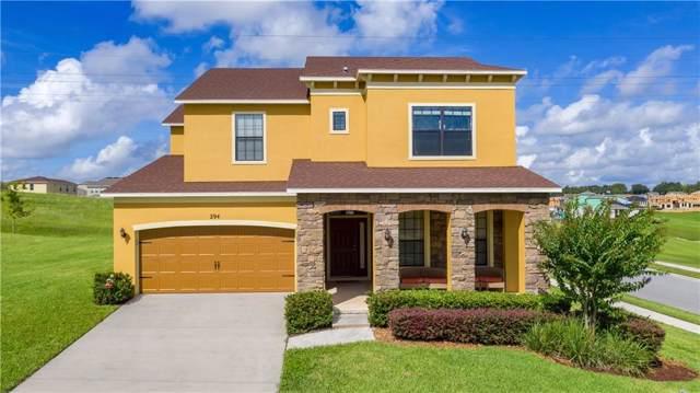 294 Arbor Pointe Avenue, Minneola, FL 34715 (MLS #G5019654) :: Ideal Florida Real Estate