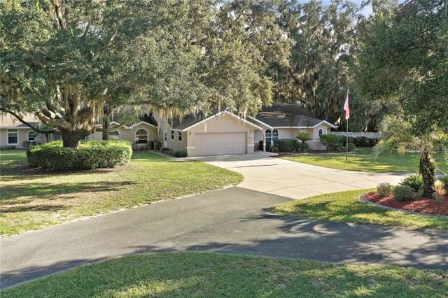 1300 Spring Lake Road, Fruitland Park, FL 34731 (MLS #G5019669) :: Dalton Wade Real Estate Group