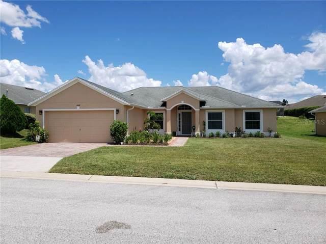 438 Moscato Drive, Davenport, FL 33897 (MLS #G5019721) :: Bridge Realty Group