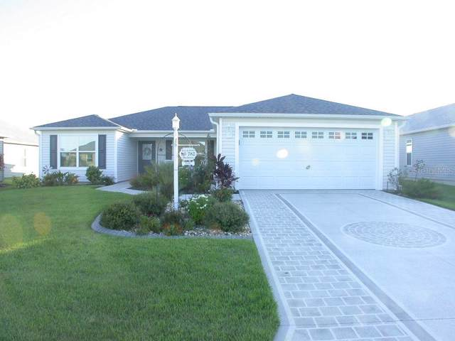 782 Millhorn Loop, The Villages, FL 32163 (MLS #G5019757) :: Realty Executives in The Villages