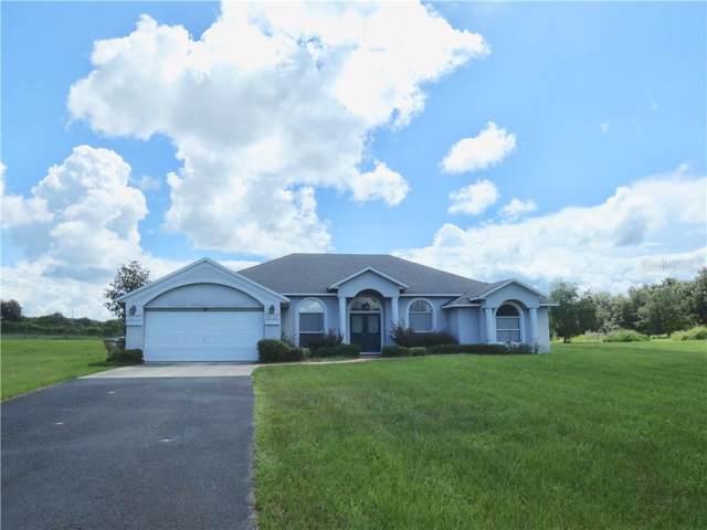 18100 Coralwood Lane, Groveland, FL 34736 (MLS #G5019785) :: Kendrick Realty Inc
