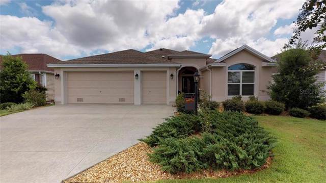 3003 Harvest Court, The Villages, FL 32163 (MLS #G5019787) :: Realty Executives in The Villages