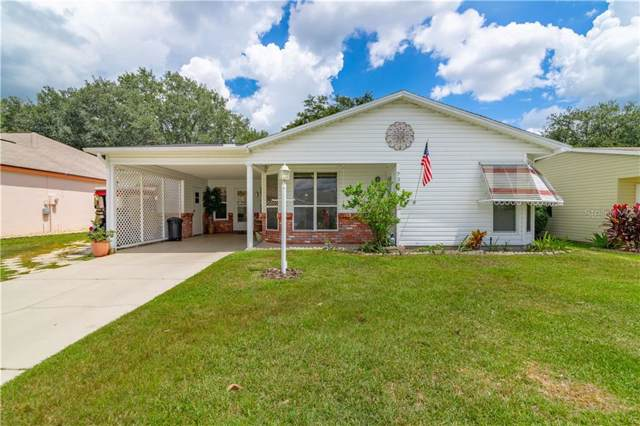 733 Cortez Avenue, The Villages, FL 32159 (MLS #G5019832) :: Realty Executives in The Villages
