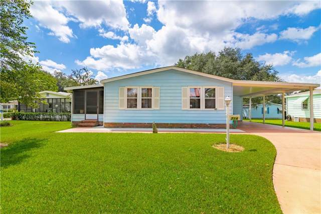 714 Camelia Court, The Villages, FL 32159 (MLS #G5019895) :: Realty Executives in The Villages