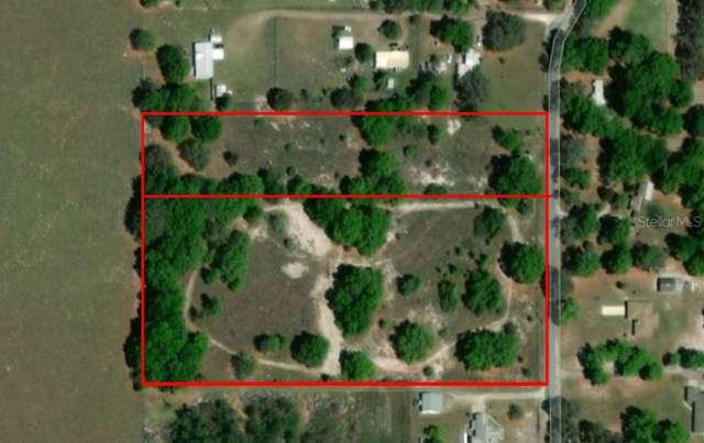 County Road 481 West, Lake Panasoffkee, FL 33538 (MLS #G5020021) :: GO Realty