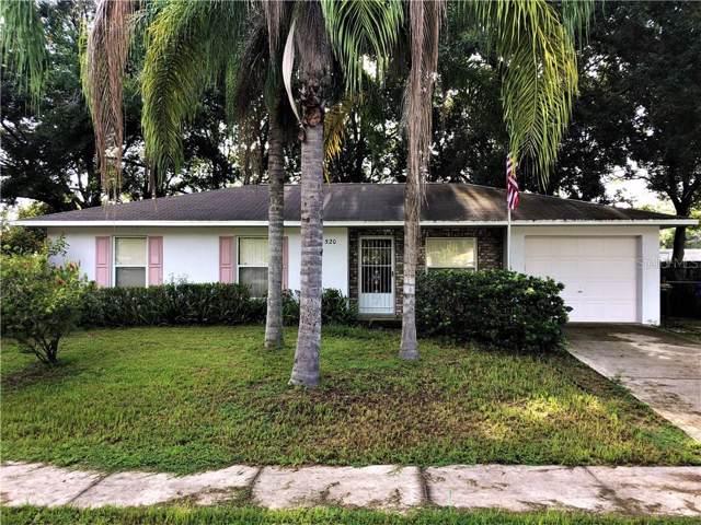 520 Park Glen Drive, Tavares, FL 32778 (MLS #G5020091) :: Cartwright Realty