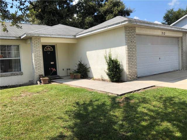 212 Boca Ciega Road, Mascotte, FL 34753 (MLS #G5020253) :: Lock & Key Realty