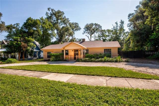 416 N Simpson Street, Mount Dora, FL 32757 (MLS #G5020294) :: Bustamante Real Estate