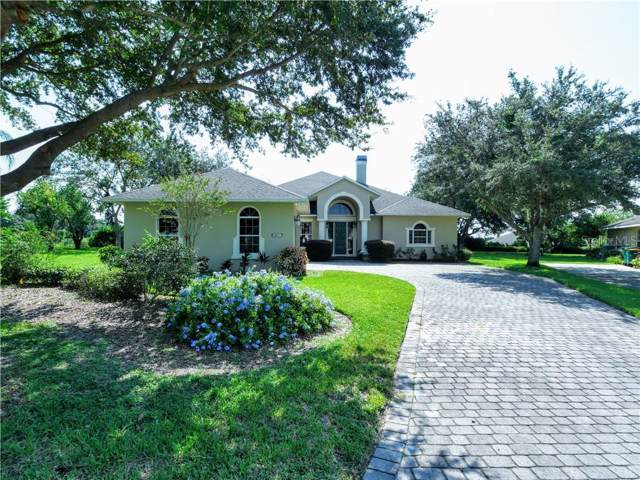3601 Indian Trail, Eustis, FL 32726 (MLS #G5020309) :: Team Bohannon Keller Williams, Tampa Properties
