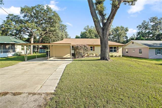 2907 Pinetree Road, Eustis, FL 32726 (MLS #G5020329) :: Team Bohannon Keller Williams, Tampa Properties