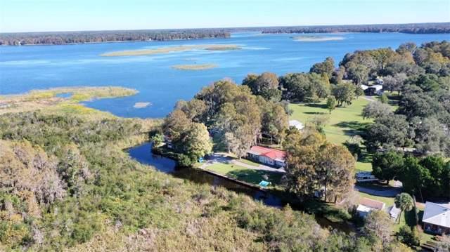 10846 N Koment Point, Crystal River, FL 34428 (MLS #G5020345) :: Cartwright Realty