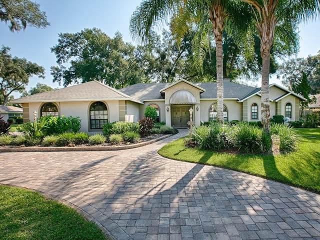 4316 Serene Circle, Fruitland Park, FL 34731 (MLS #G5020363) :: Team Bohannon Keller Williams, Tampa Properties