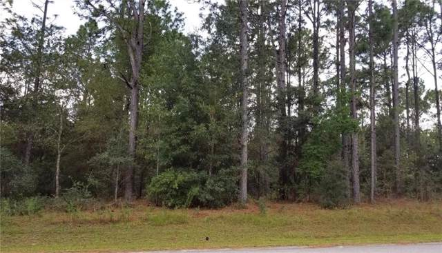 SW 57TH Street Lot 19, Dunnellon, FL 34431 (MLS #G5020390) :: Baird Realty Group