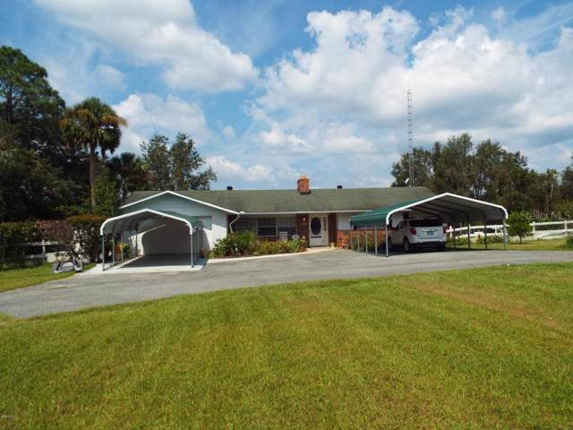 9450 SE 183RD AVENUE Road, Ocklawaha, FL 32179 (MLS #G5020420) :: Griffin Group
