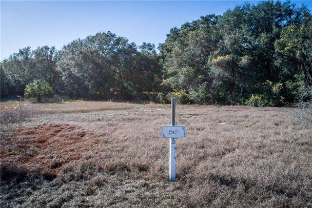 TBD Grand Oak Lane (Lot 35), Tavares, FL 32778 (MLS #G5020522) :: Delgado Home Team at Keller Williams