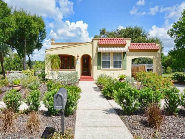 809 Poinsettia Drive, Eustis, FL 32726 (MLS #G5020546) :: GO Realty
