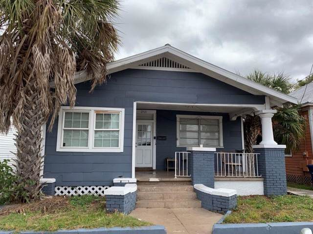2921 15TH Street, Tampa, FL 33605 (MLS #G5020615) :: The Duncan Duo Team