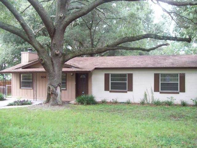 504 Bidwell Street, Fruitland Park, FL 34731 (MLS #G5020634) :: White Sands Realty Group