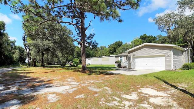 357 Walters Place, Fruitland Park, FL 34731 (MLS #G5020657) :: Delgado Home Team at Keller Williams