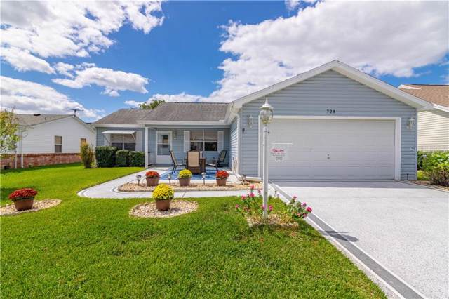 728 Cortez Avenue, The Villages, FL 32159 (MLS #G5020746) :: Realty Executives in The Villages