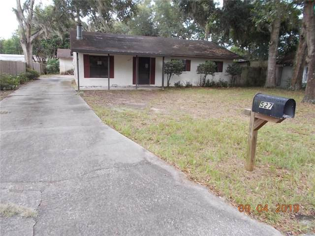 527 Hill Street, Eustis, FL 32726 (MLS #G5020747) :: Premium Properties Real Estate Services