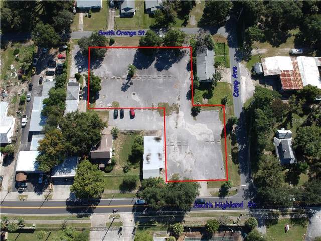 South Highland Street, Mount Dora, FL 32757 (MLS #G5020760) :: Bustamante Real Estate