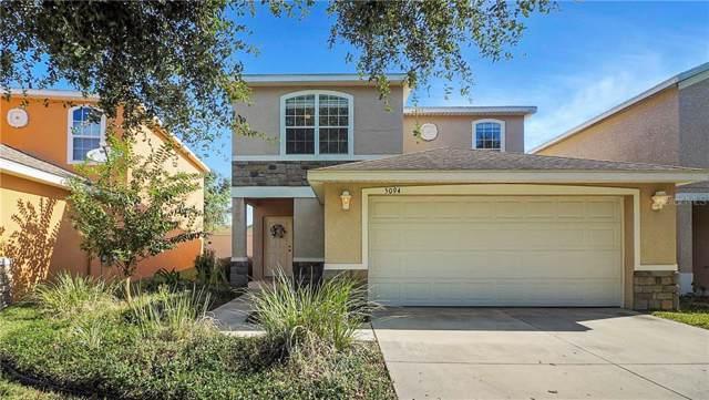 5094 NE 122ND Boulevard, Oxford, FL 34484 (MLS #G5020870) :: Armel Real Estate
