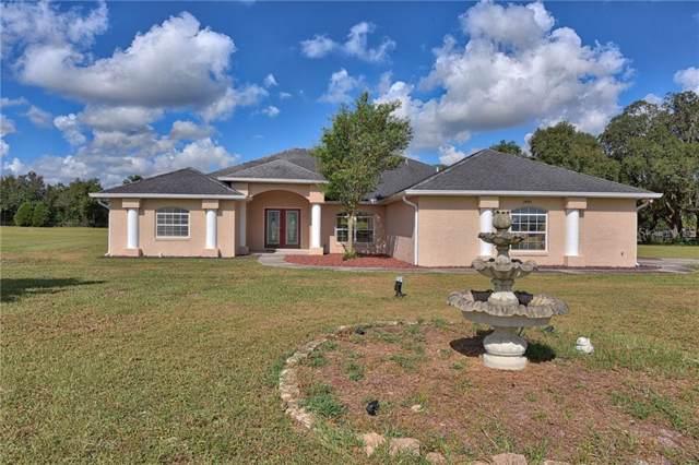 1450 SE 196TH Court, Morriston, FL 32668 (MLS #G5021044) :: Cartwright Realty