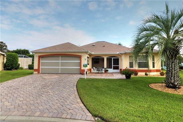 607 Ortega Way, The Villages, FL 32159 (MLS #G5021068) :: Realty Executives in The Villages