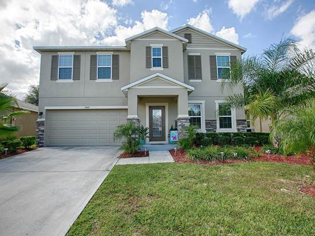5847 Windsong Oak Drive, Leesburg, FL 34748 (MLS #G5021108) :: Team Bohannon Keller Williams, Tampa Properties