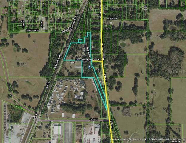 1242 Anderson Road, Coleman, FL 33521 (MLS #G5021230) :: Team Buky