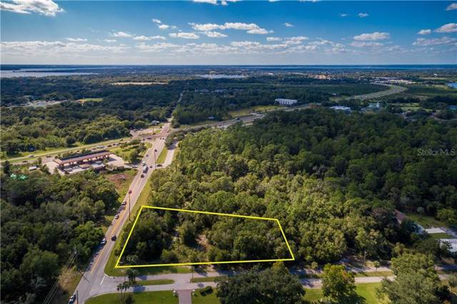 Wolf Branch Road, Mount Dora, FL 32757 (MLS #G5021261) :: RE/MAX Realtec Group