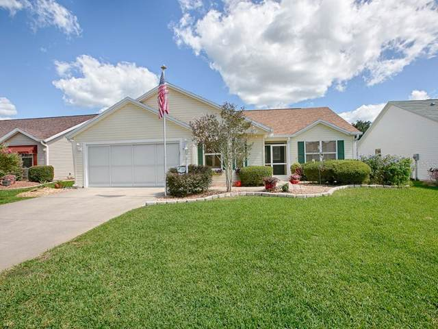16963 SE 93RD CUTHBERT Circle, The Villages, FL 32162 (MLS #G5021291) :: Realty Executives in The Villages