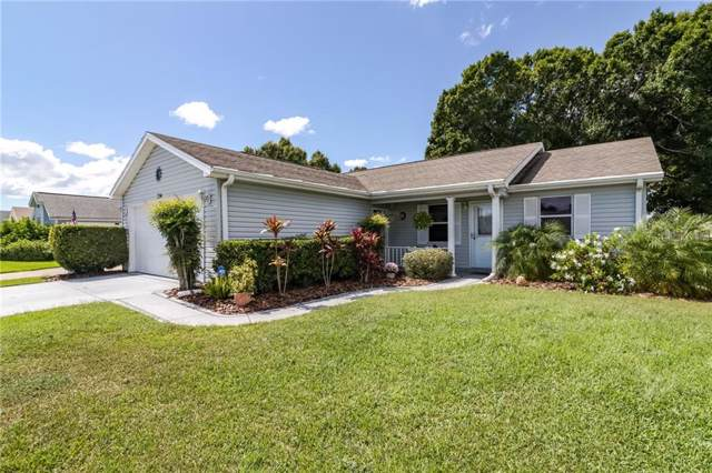 734 Vista Place, The Villages, FL 32159 (MLS #G5021375) :: Realty Executives in The Villages