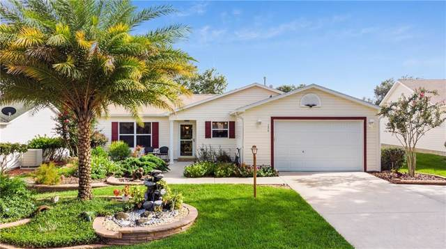 7570 SE 174TH GAILLARD Place, The Villages, FL 32162 (MLS #G5021389) :: Realty Executives in The Villages