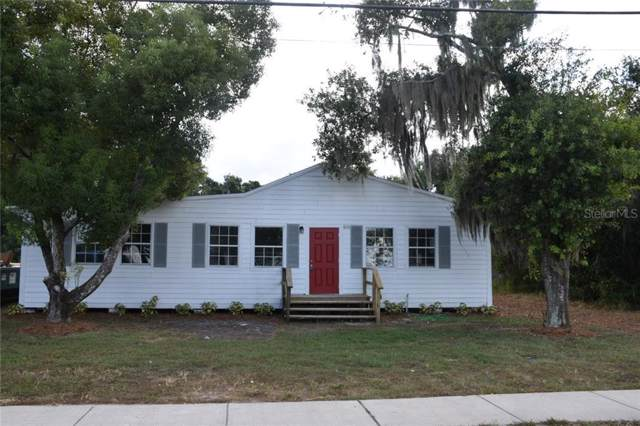 606 NW 3RD Street, Mulberry, FL 33860 (MLS #G5021511) :: Gate Arty & the Group - Keller Williams Realty Smart