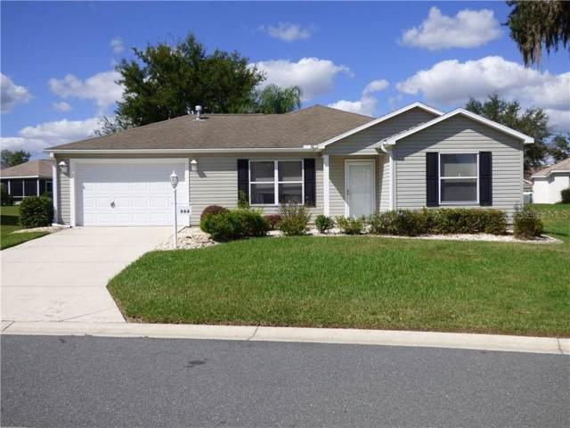 864 Evelynton Loop, The Villages, FL 32162 (MLS #G5021524) :: Premium Properties Real Estate Services