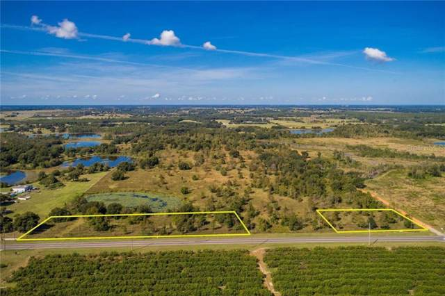 State Road 19, Howey in the Hills, FL 34737 (MLS #G5021537) :: Lovitch Realty Group, LLC