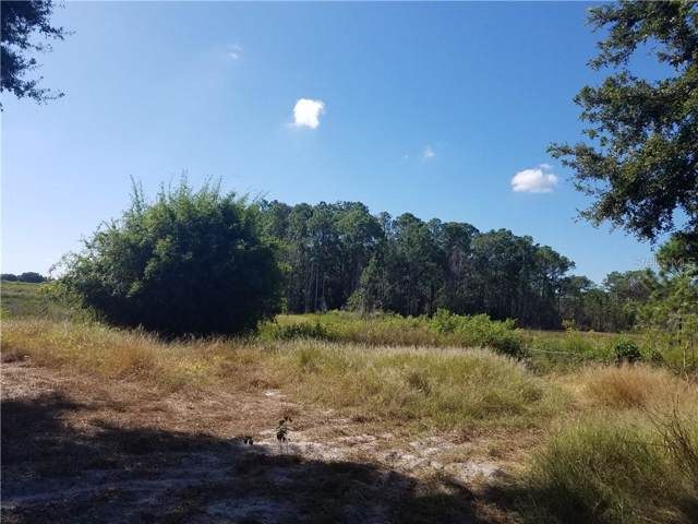 LOT 70 PARCEL A Dark Water Court, Clermont, FL 34715 (MLS #G5021641) :: Dalton Wade Real Estate Group