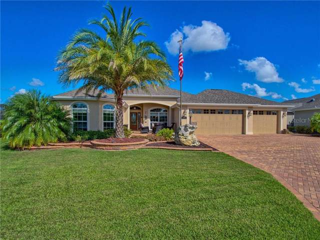 2955 Bureau Path, The Villages, FL 32163 (MLS #G5021661) :: Realty Executives in The Villages
