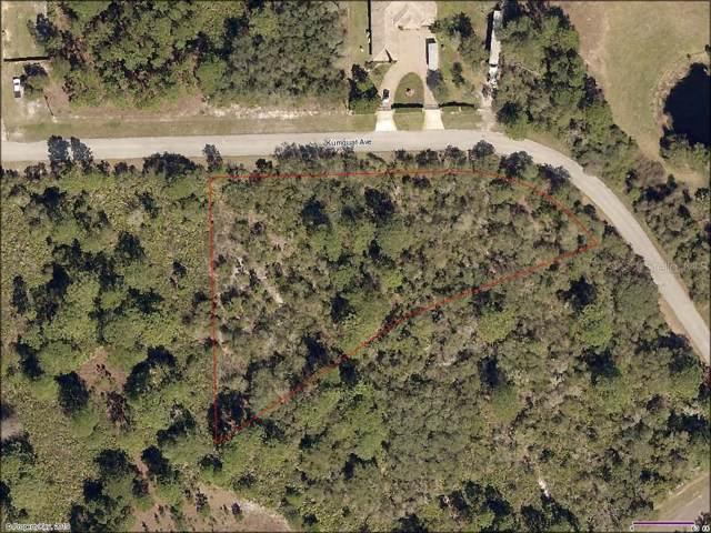 TBD Kumquat (Lot 5) Avenue, Eustis, FL 32736 (MLS #G5021692) :: Baird Realty Group