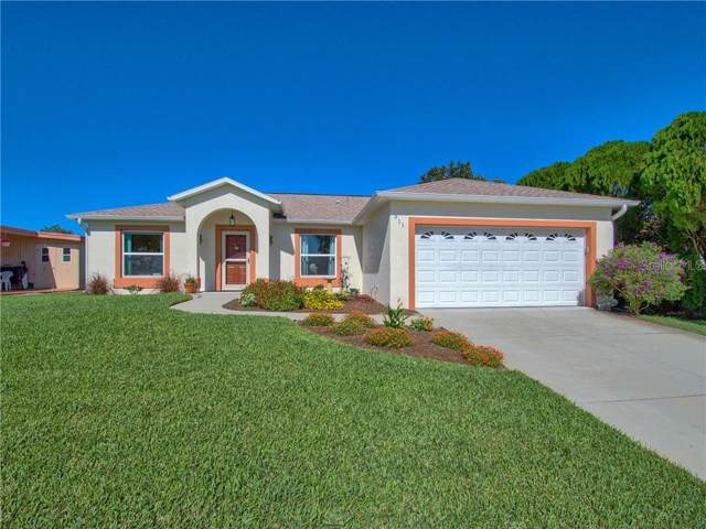911 Beechwood Avenue, Lady Lake, FL 32159 (MLS #G5021735) :: 54 Realty