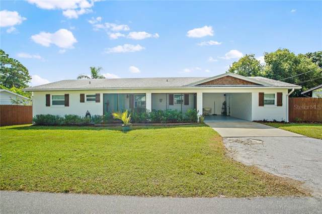 17030 Pine Ridge Drive, Umatilla, FL 32784 (MLS #G5021753) :: Alpha Equity Team